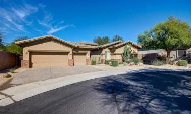7906 E ROSE GARDEN Lane, Grayhawk, Arizona